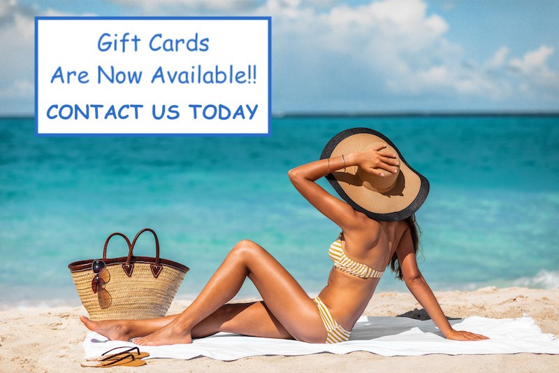 laser hair removal gift cards